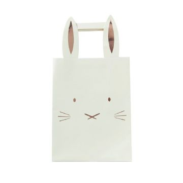 Easter Bunny Party Bags - pack of 5